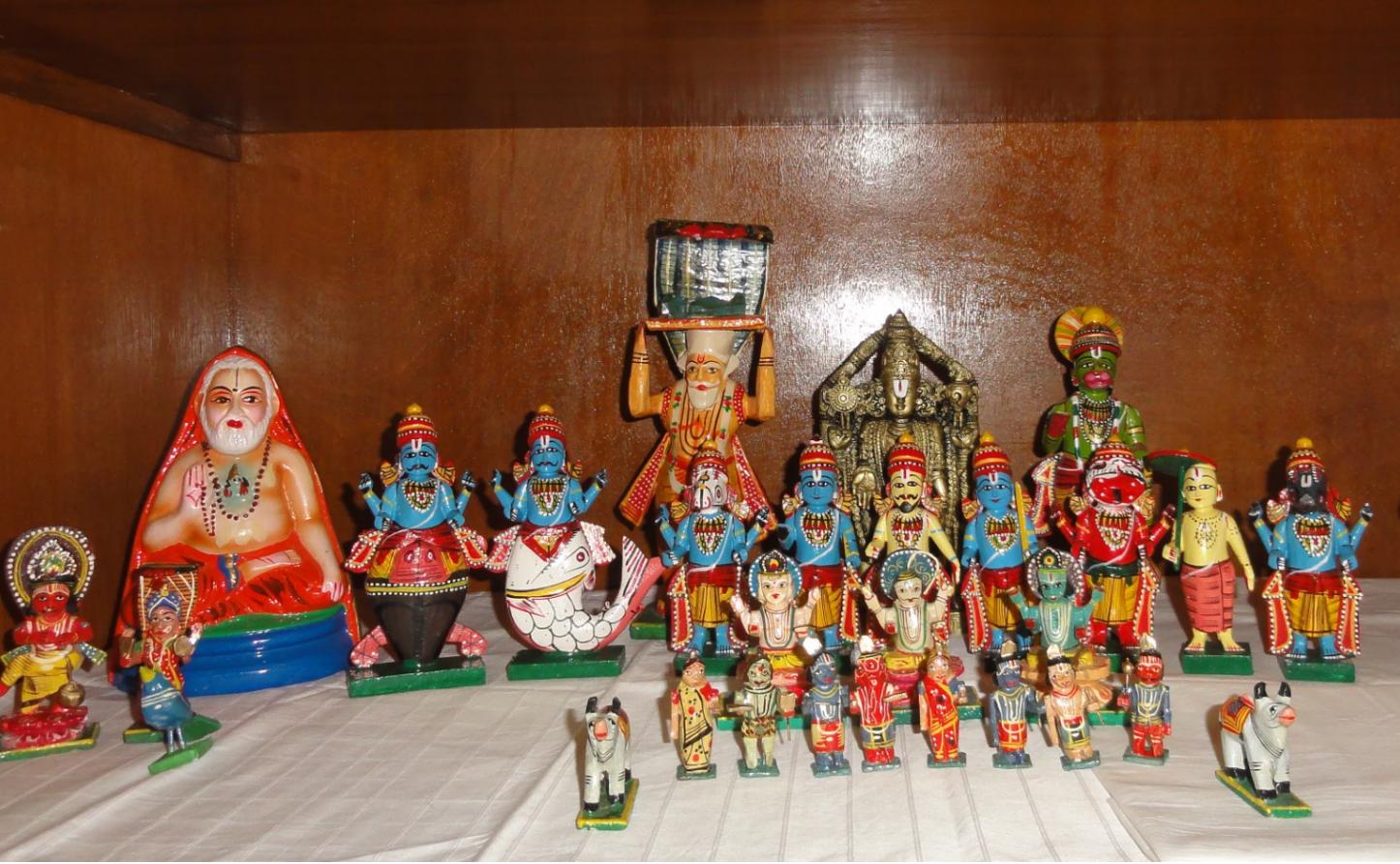 A toy story: wooden toys of Channapatna, Karnataka